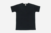 Heavyweight Plain T-Shirt ~ Black (2 Pack)