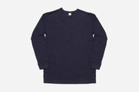 Long Sleeve T-Shirt ~ Indigo