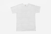 Heavyweight Plain T-Shirt ~ White (2 Pack)
