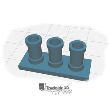 T3D-006-003 Chimney Pots - AA-001-3