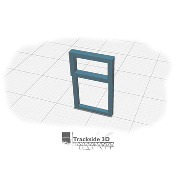T3D-006-010 Window WB001