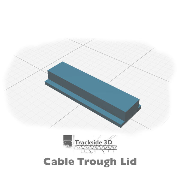 T3D-007-000 Cable Trunking 250mm C1.10