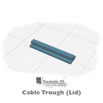 T3D-007-002 Cable Trunking 130mm C1.7