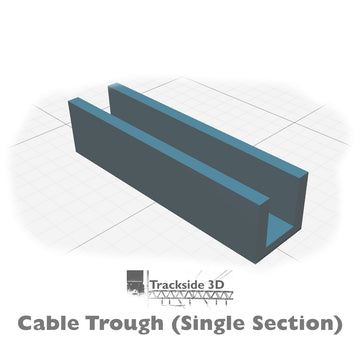 T3D-007-003 Cable Trunking 150mm C1.8
