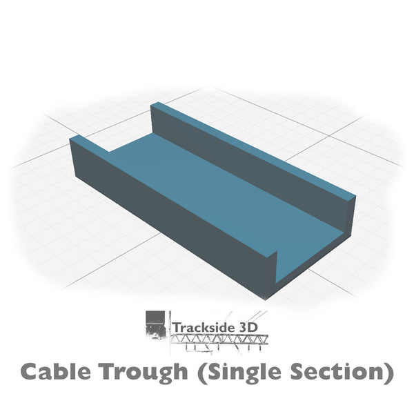 T3D-007-005 Cable Trunking 350mm C1.29