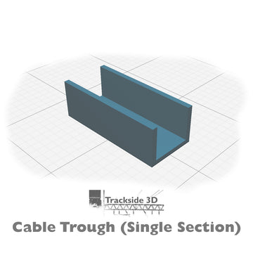 T3D-007-006 Cable Trunking 350mm C1.43