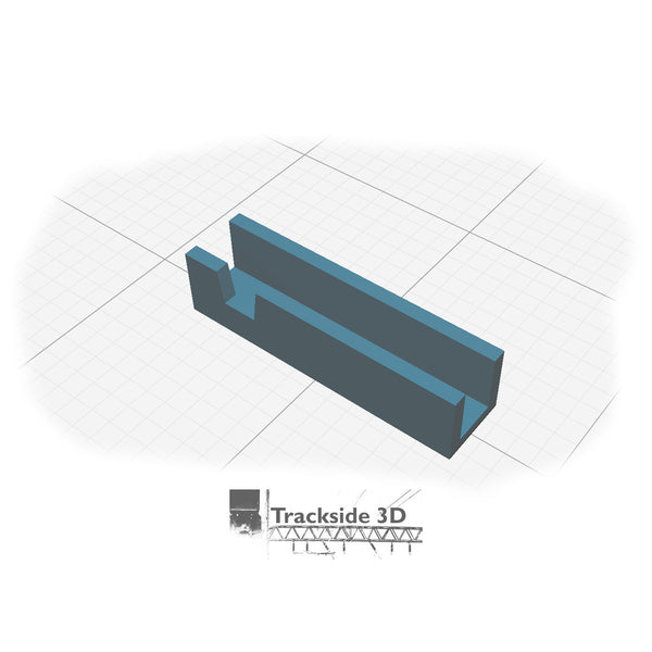 T3D-007-016 Cable Trunking 150mm C1.8 Cable Path Kit