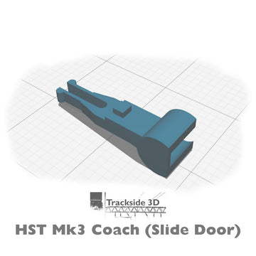 T3D-041-004 NEM HST / Mk3 Coach Couplings (Slidedoor)