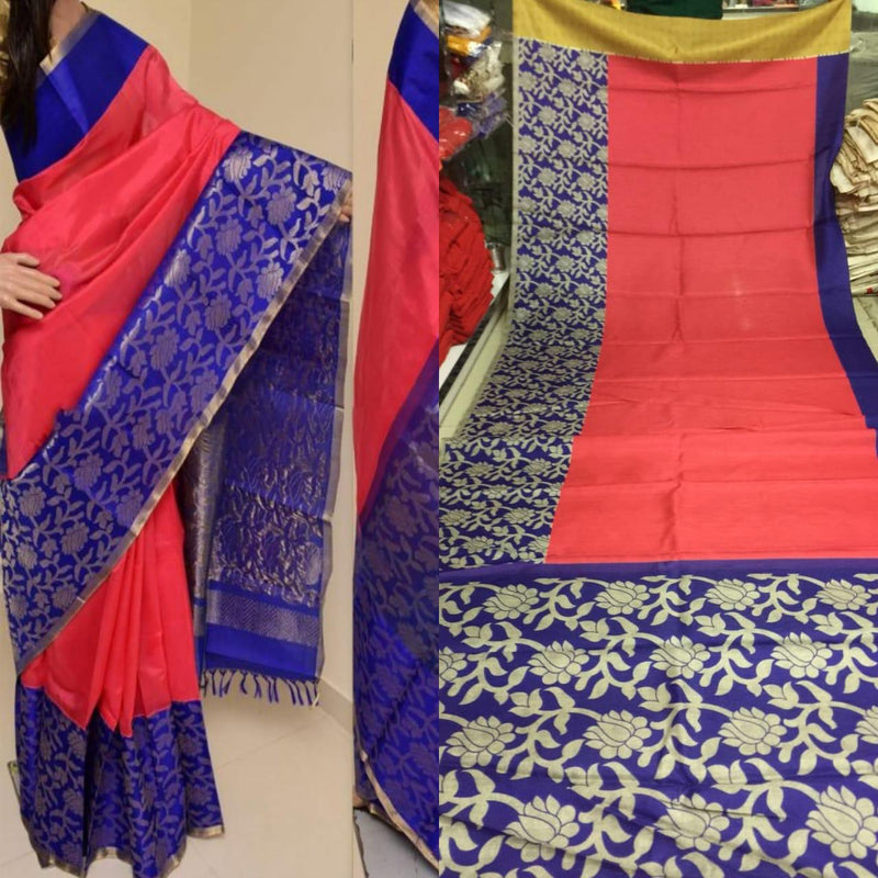 Hot Top Selling Designs Soft And Smooth Saree
