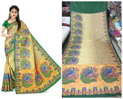 Hot Top Selling Designs Digital Printed Smooth Saree