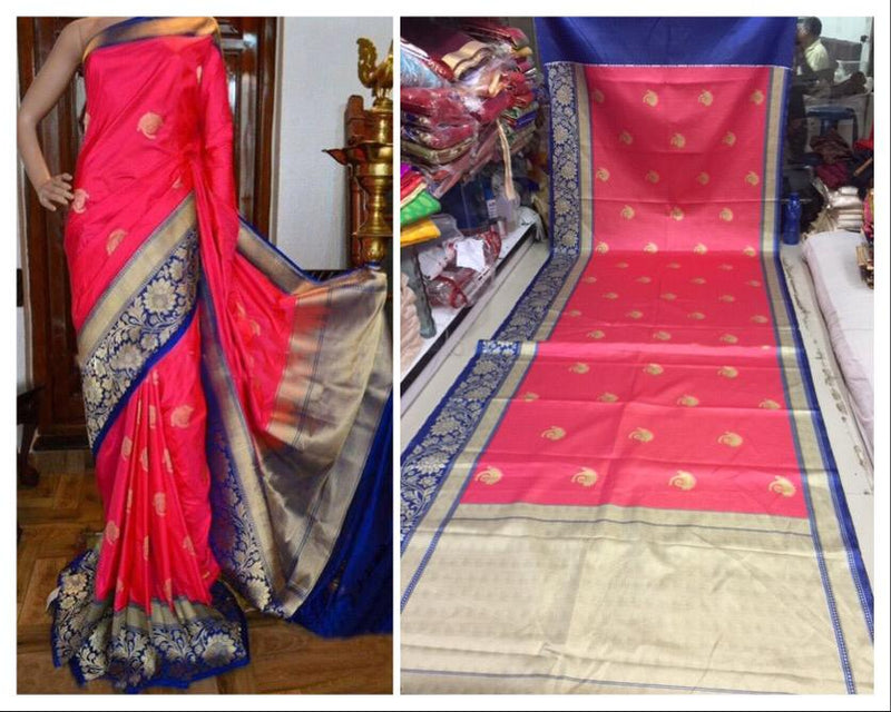 Trandy Designs Digital Printed Smooth Saree