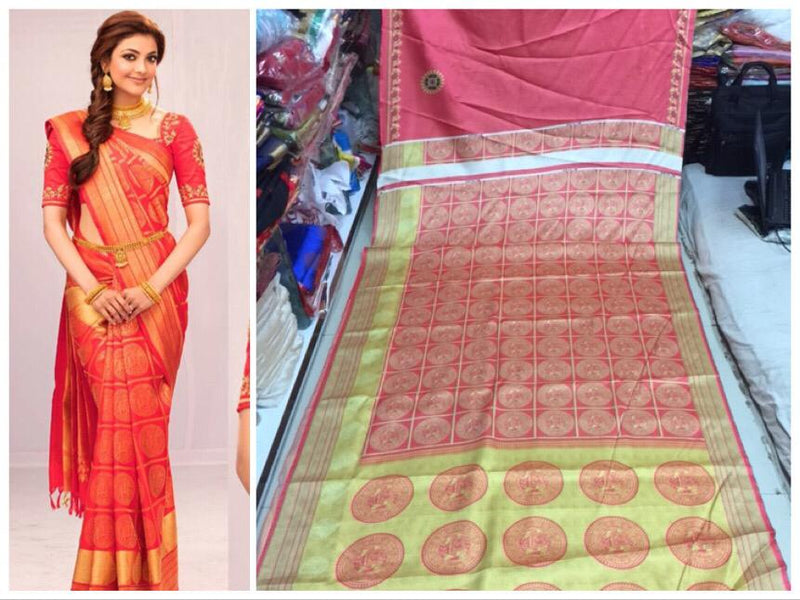 Trendy  Hot  Designs  Digital Printed Saree