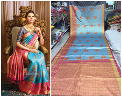 Digital Printed Satin Designs Soft And Smooth Saree