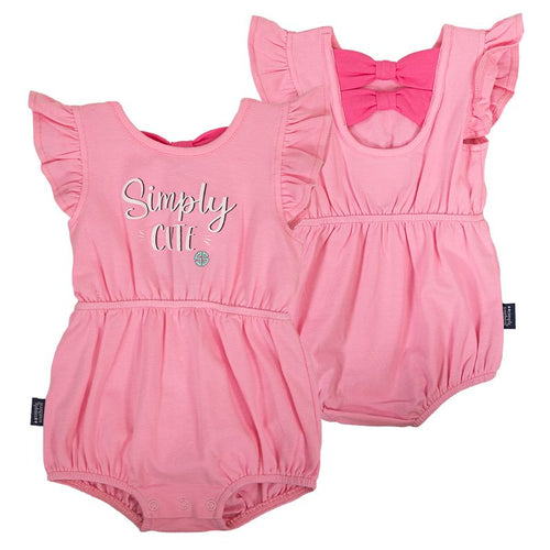 Simply Southern Collection Simply Cute Bow Crawler