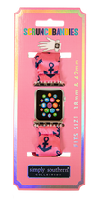 Load image into Gallery viewer, Simply Southern Collection Scrunchy Apple Watch Band
