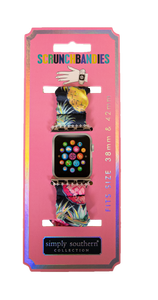 Simply Southern Collection Scrunchy Apple Watch Band