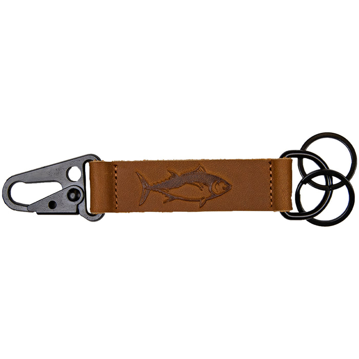 Simply Southern Fish Keyclip