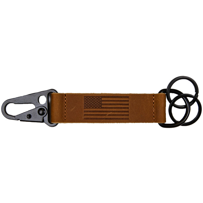 Simply Southern USA Flag Keyclip