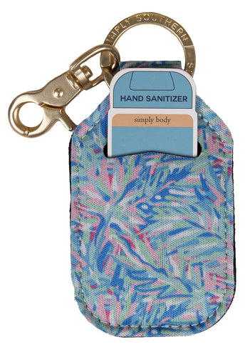 Simply Southern Sanitizer Keychain