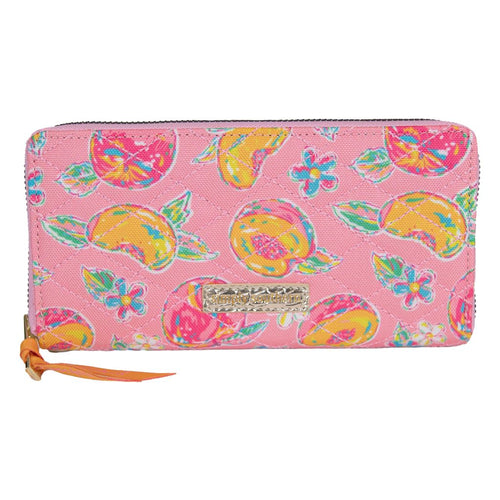 Simply Southern Peachy Phone Wallet