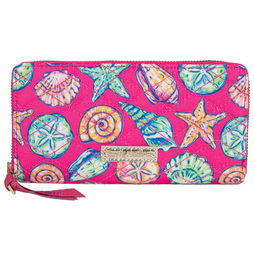 Simply Southern Shell Phone Wallet