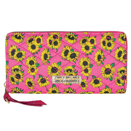 Simply Southern Sunflower Phone Wallet