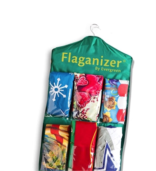 Evergreen Flag Organizer