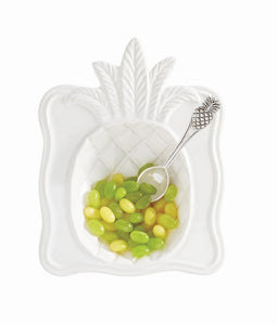 MUD PIE PINEAPPLE CANDY DISH SET