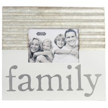 Load image into Gallery viewer, MUD PIE FAMILY TIN AND ENAMEL FRAME