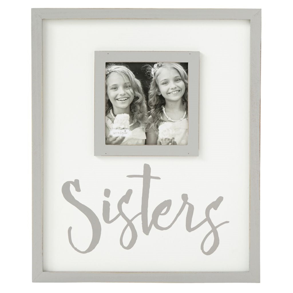 MUD PIE SISTER FRAME