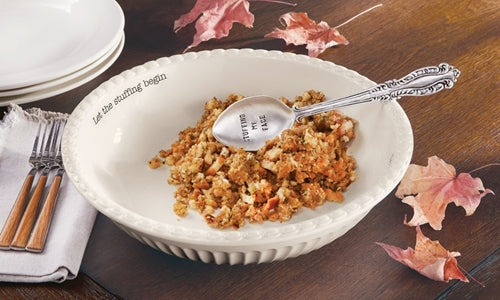 Mud Pie Stuffing Bowl Set