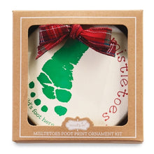 Load image into Gallery viewer, Mud Pie Mistletoes Ornament