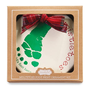 Mud Pie Mistletoes Ornament
