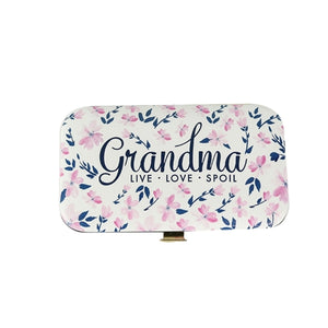 MARY SQUARE GRANDMA LIVE LOVE SPOIL MANICURE SET