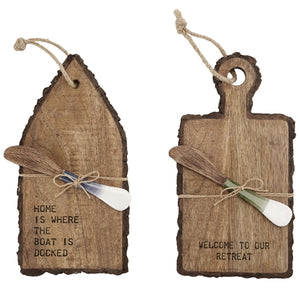 Mud Pie Mini Lake Board Sets