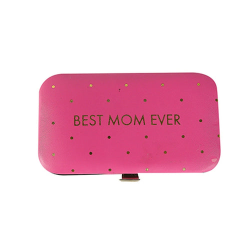 MARY SQUARE BEST MOM EVER MANICURE SET