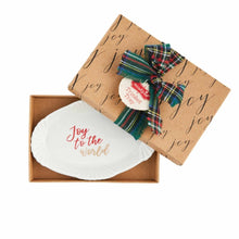Load image into Gallery viewer, Mud Pie Christmas Trinket Trays