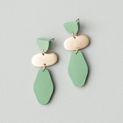 Michelle McDowell Jenna Green Earrings