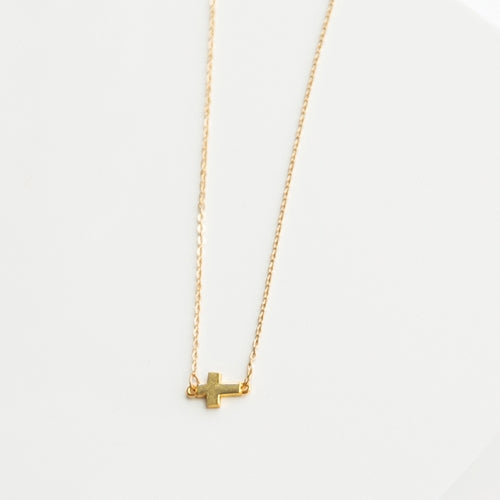 Michelle McDowell Kayla Gold Necklace