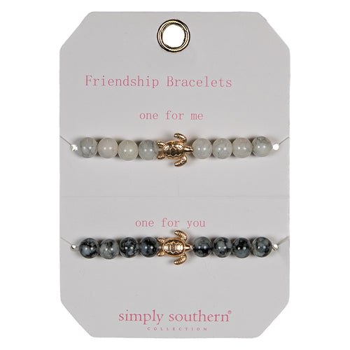 Simply Southern Turtle Shareable Friendship Bracelet