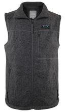 Load image into Gallery viewer, Simply Southern Collection Black Knit Vest
