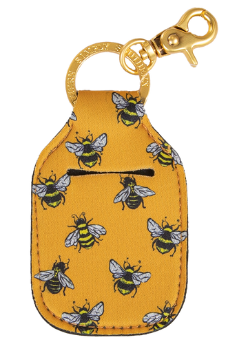 Simply Southern Bee Sanitizer Keychain
