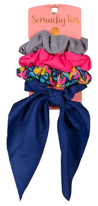 Simply Southern Garden Scrunchy Ties