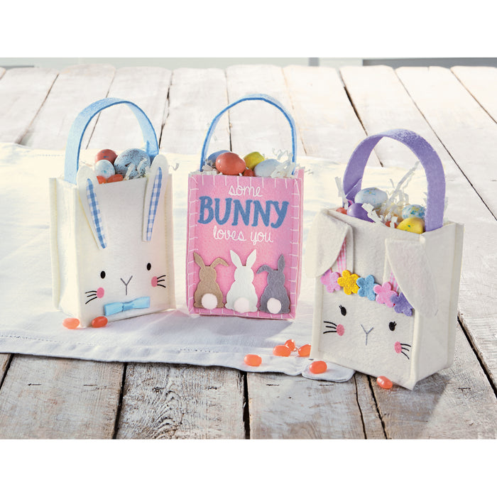 Mud Pie Bunny Treat Bags