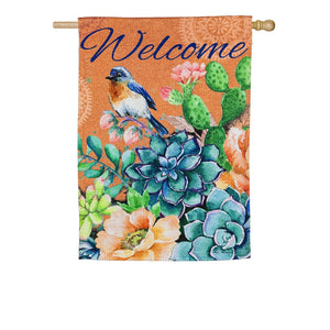EVERGREEN SP20 SUCCULENT HOUSE FLAG