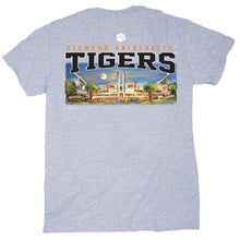 Load image into Gallery viewer, PALMETTO SHIRT CO. Clemson Painted Stadium