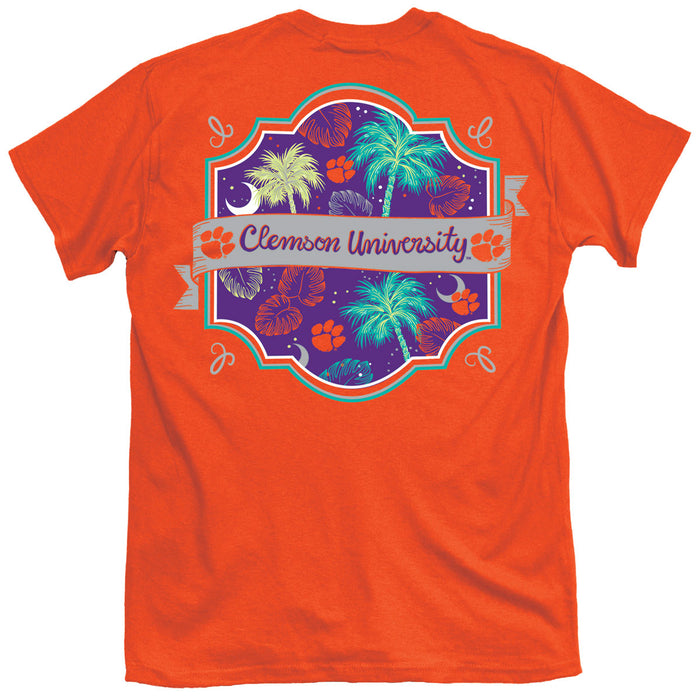 Palmetto Shirt Co. Clemson Pattern T-shirt