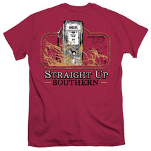 Load image into Gallery viewer, STRAIGHT UP SOUTHERN GAS PUMP SHORT SLEEVE T-SHIRT