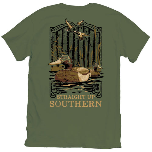 STRAIGHT UP SOUTHERN - DUCK DECOY