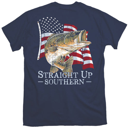 STRAIGHT UP SOUTHERN - BASS AMERICA